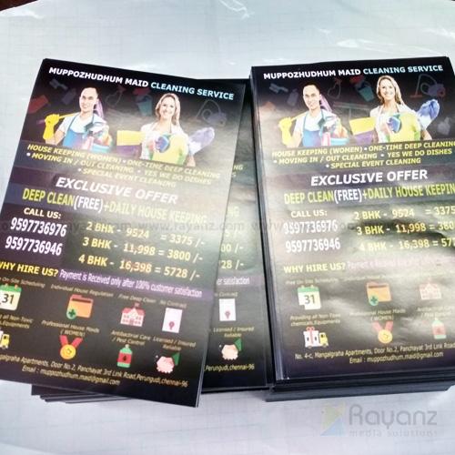 pamphlets printing chennai