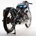 The History Of MOTORCYCLE: THE 'BLUE BIKE' VINCENT