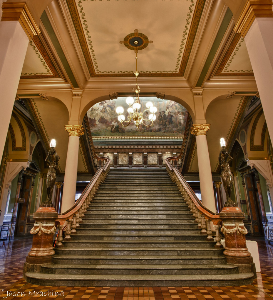 The Lucas Countyan Our Capitol We Prize Our Murals We