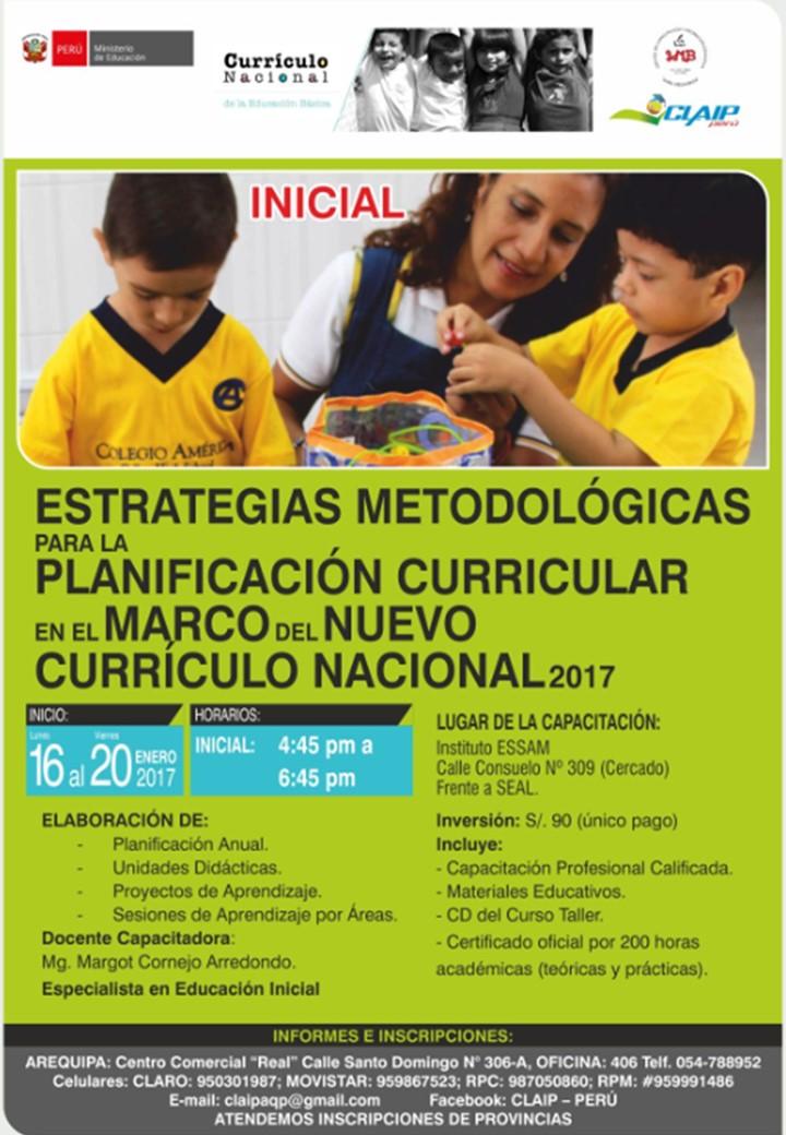 Cursos de capacitaci n docente 2017 noticias m s for Curso concurso docente 2016