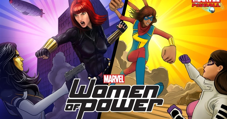 Pinball Fx2 Marvels Women Of Power Free Download -2922