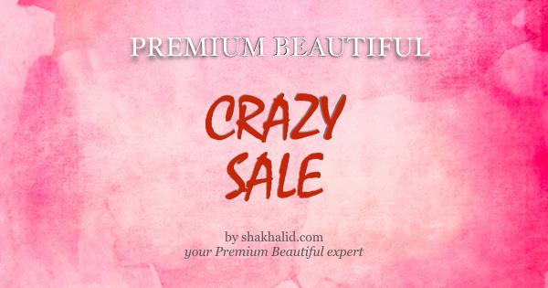 premium beautiful crazy sale