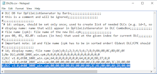 Cara Membuat Dpfilelist Generator 1.8 DLC 3.0