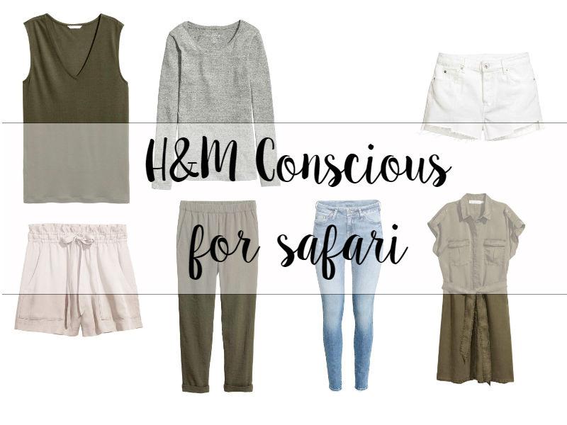 H&M Conscious picks for a safari