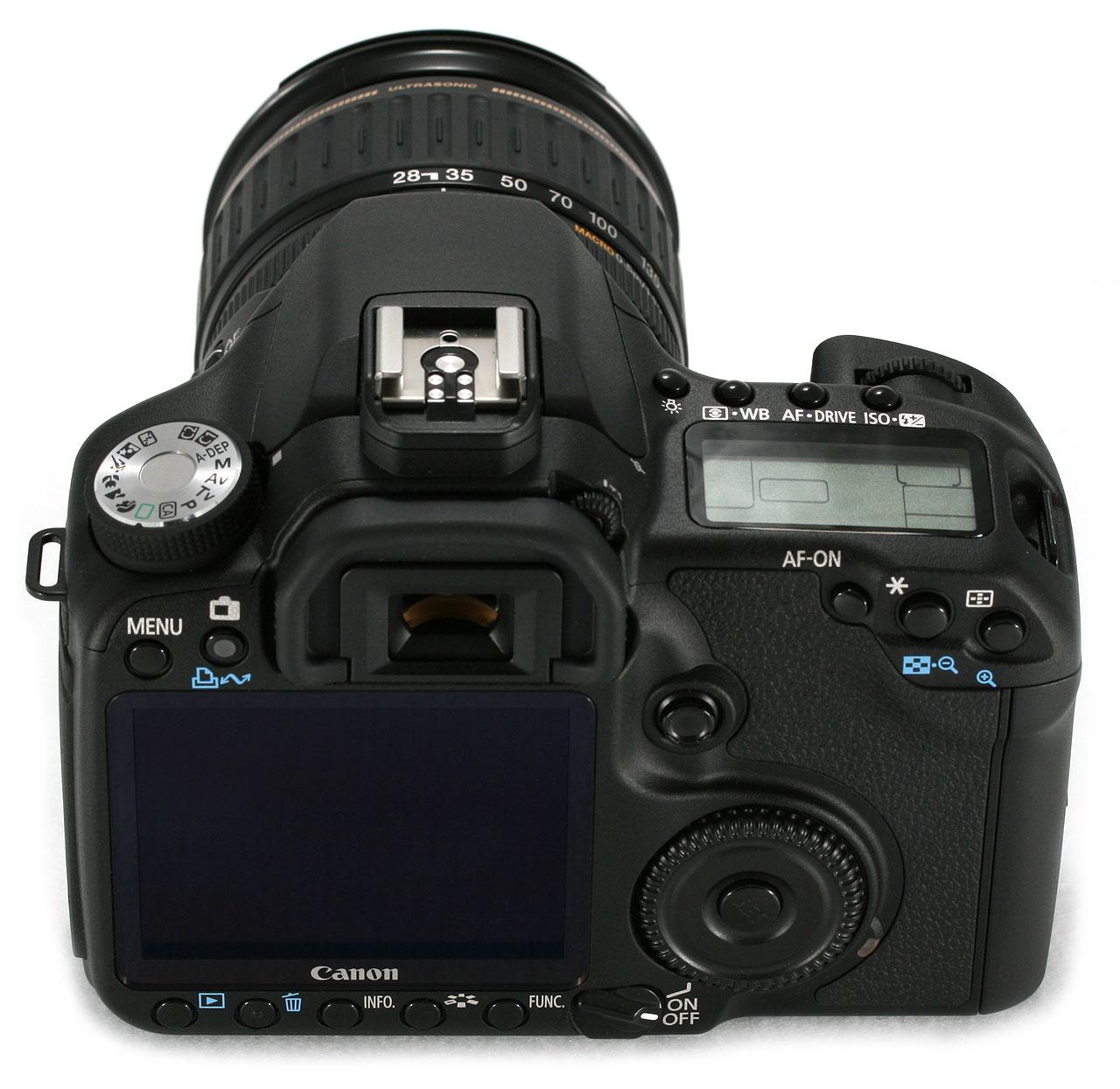 Canon EOS 50D DSLR Camera Technical Specs