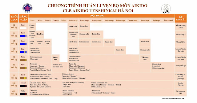 Aikido tại Hà nội, aikido ở Hà nội, aikido hà nội
