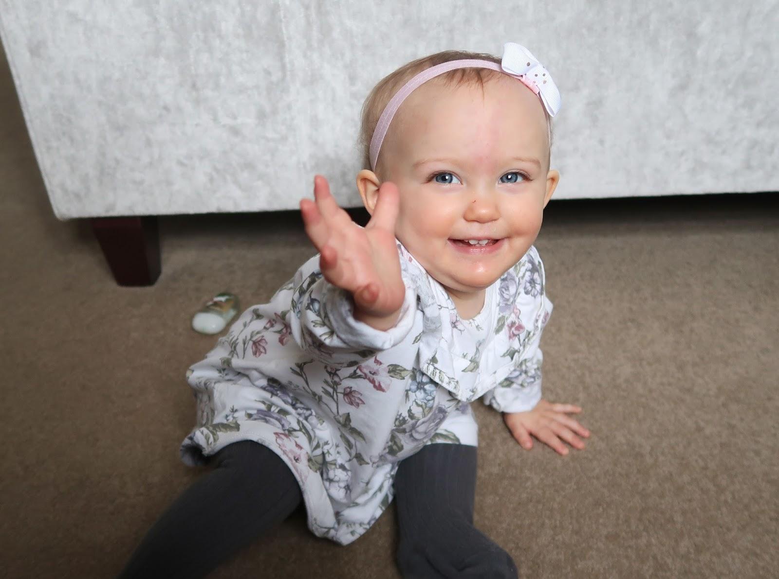 Alessia's 10 & 11 Month Update   Anna Saccone Joly