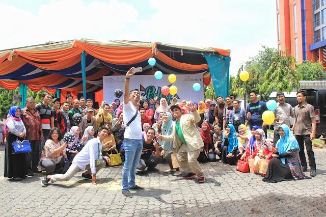 Rangkaian Kemeriahan Acara Anniversary Blogger Medan 2nd Bertajuk Blog Fest 2 You