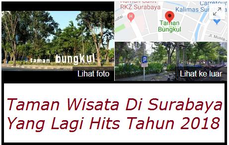 4 Taman Wisata Di Surabaya Yang Lagi Hits Tahun 2018