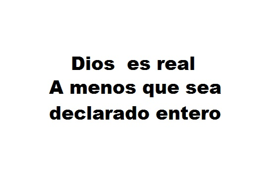imagineanddo: Frases y Frases: Dios es real