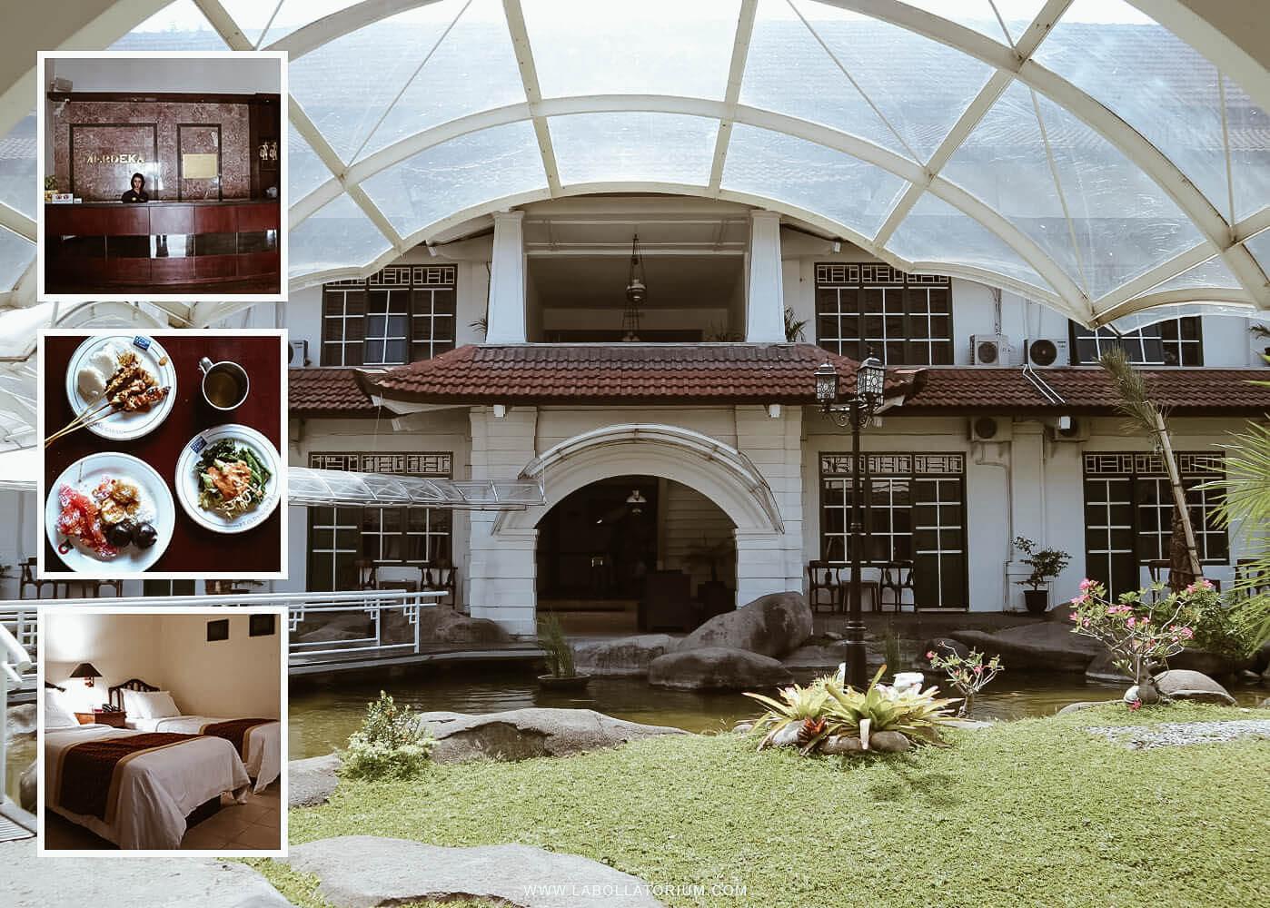 Hotel Merdeka Kediri - 7 Tempat Recommended Saat Explore Kediri Circa 2017
