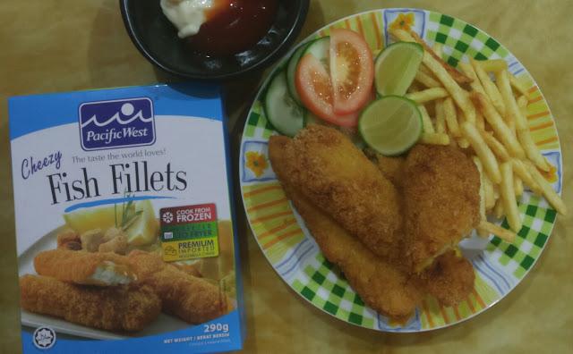 Sediakan Sendiri Cheezy Fish & Chips Yang Sedap, cheezy fish & chips, fish & chips, buat sendiri fish & chips, bahan untuk buat fish & chips, cara buat fish & chips, fish & chips mudah dan sedap, DIY fish & chips, pacific west, produk-produk pacific west, produk terkini pacific west, CHEEZY FISH FILLET, cheezy fish fillet, fillet ikan, filet ikan, Win Your Dream Holiday, contest pacific west, contest Win Your Dream Holiday, laman web pacific west, facebook pacific west malaysia, facebook pacific west, sedapnya fish & chips,