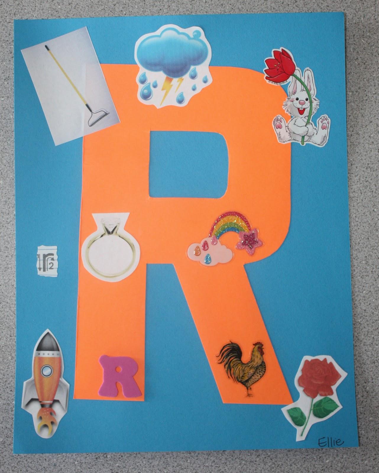 Lmno Preschool Letter R Week March 18th 22nd