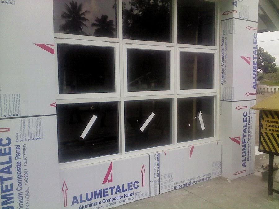 Alumetalec Aluminium Composite Panel