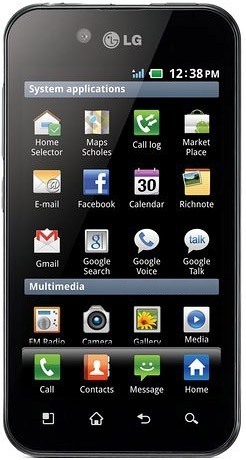 LG Optimus Black receives Android 4.0 ICS software update in India