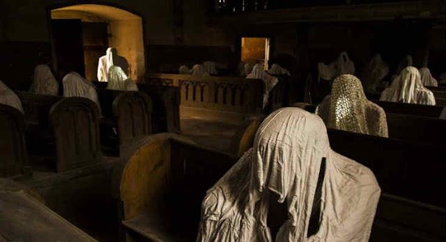 Τα φαντάσματα της εκκλησίας του Αγίου Γεωργίου στη Τσεχία