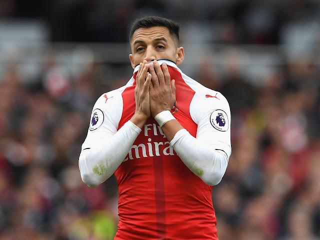 Sanchez Kabarnya Tidak Betah Lagi Di Arsenal