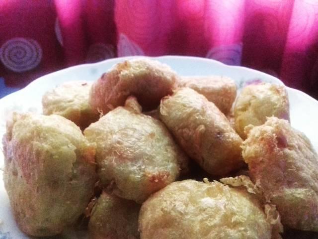 Resep perkedel kentang ayam ala rumah makan ciwidey