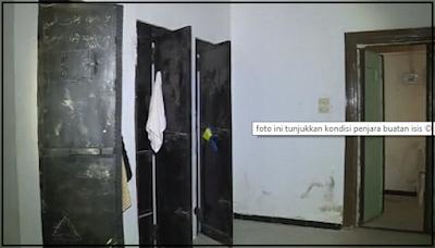 Foto Penjara Budak Seks Ini Menjadi Bukti Kebiadapan ISIS - Sagoe Tunong