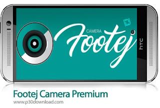 تحميل تطبيق اFootej Camera Premium v2.4.0_b197 Apk