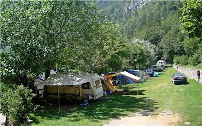 Los campings y la naturaleza