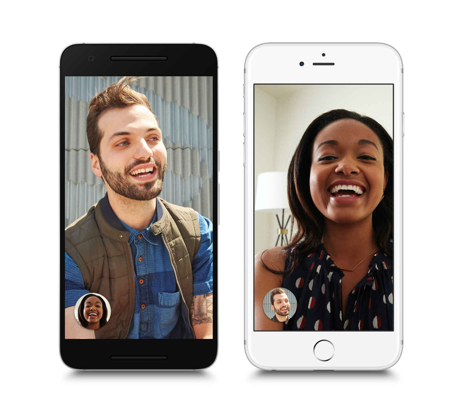 Best video calling smartphone Application ever by Google - Google Duo 1-to-1- Video Calling Application on Smartphone Devices
