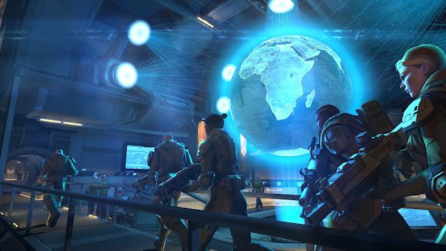 Screenshot of XCOM: Enemy Unknown