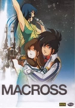 Intimidating shout macross