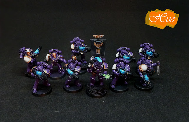 Horus Heresy Emperors Children