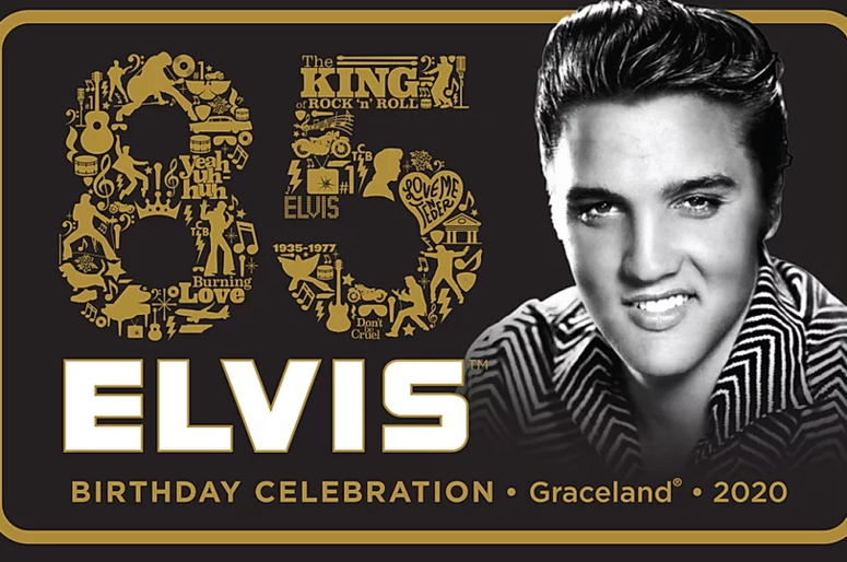 ELVIS BIRTHDAY CELEBRATION 2020