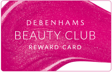 The New and Improved Debenhams Beauty Club