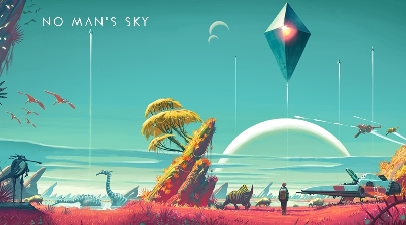 No Man's Sky Download cover