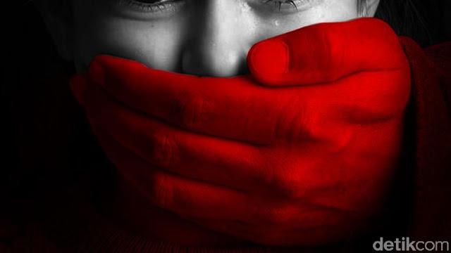 Biadab! Bayi 8 Bulan Diperkosa di India