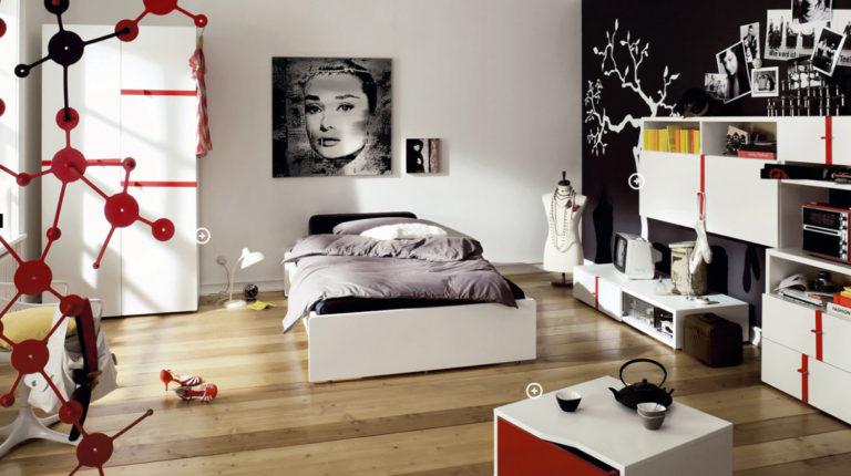 26 Desain Kamar Tidur Remaja