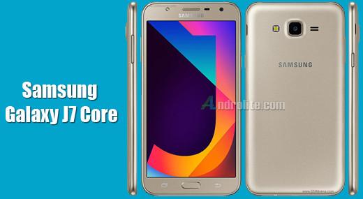 Spesifikasi dan Harga Terbaru Samsung Galaxy J7 Core (NXT)