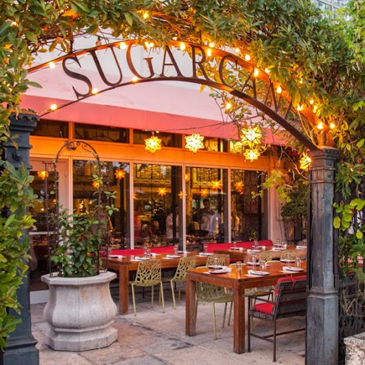 SUGARCANE Raw Bar Grill brings Chef Timon Balloo to the Wynwood Midtown District         ~          Miami Food Review
