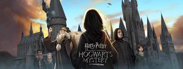 Harry Potter Hogwarts Mystery Mobil Oyun