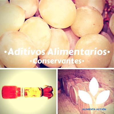 aditivos, conservantes, alimentación, alimentos, industria alimentaria,