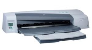 Impressora HP Designjet 100 Plus