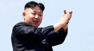 model rambut kim jong-un korea utara