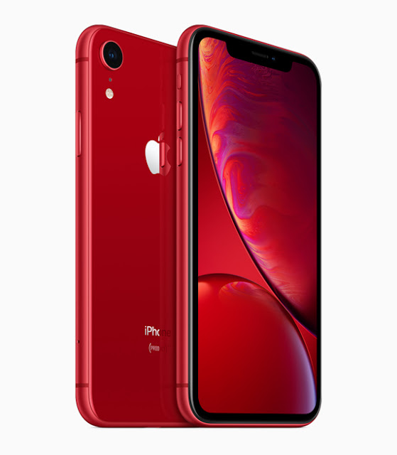 Apple Company Has introduces A New Model iPhone XR