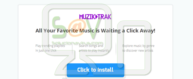Muzik Trak (Adware)