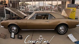 1967 Chevrolet Camaro Prototype N100001