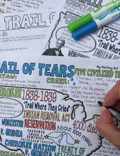 https://www.teacherspayteachers.com/Product/Trail-of-Tears-Doodle-Notes-2780432