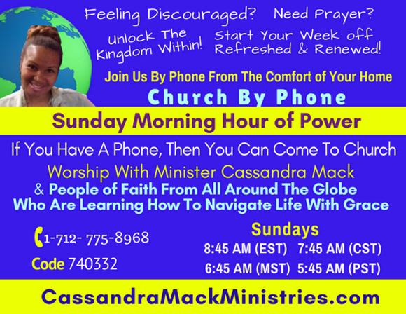 CMack Ministries