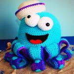 patron gratis pulpo amigurumi   free amigurumi pattern octopus