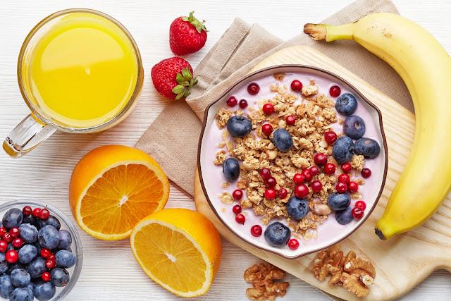 Menú I para una dieta sana y equilibrada