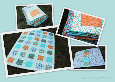 Backyard Fun Quilt Pattern