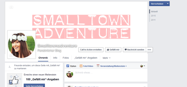 https://www.facebook.com/smalltownadventure