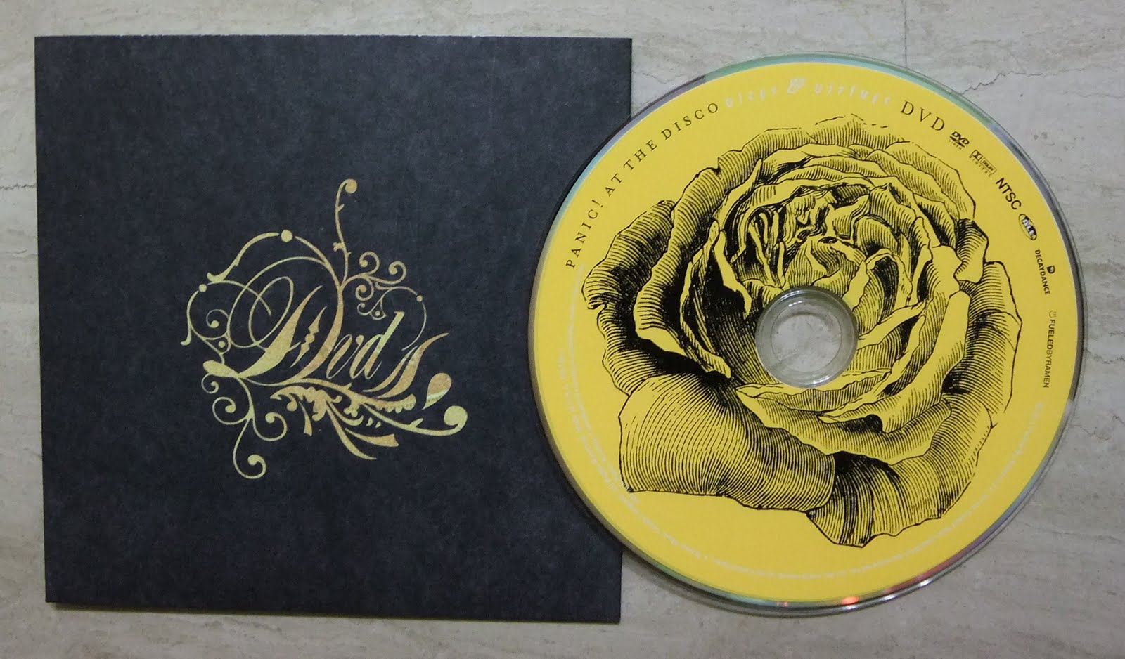 cd panic at the disco vices and virtues 2011